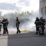 Exercice - Formation chef d'agrès tout engin 2017